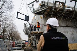 COVID-19 Approvisionnement chantier