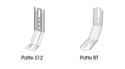 Patte S12 - BT