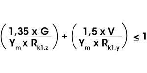 Calcul ELS formule