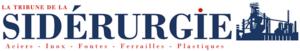 logo tribune sidérurgie