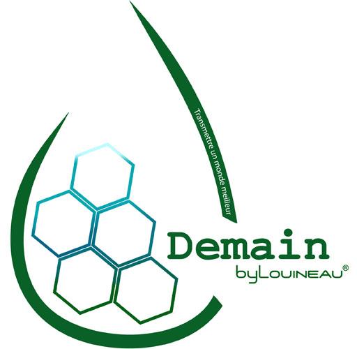 Logo Demain byLouineau